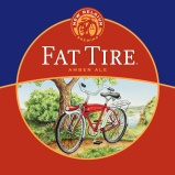 Fat Tire label