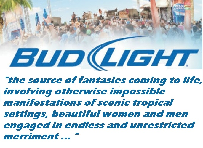 The Bud LightⓇ Name And Logo Are Owned By Anheuser Busch (or Its