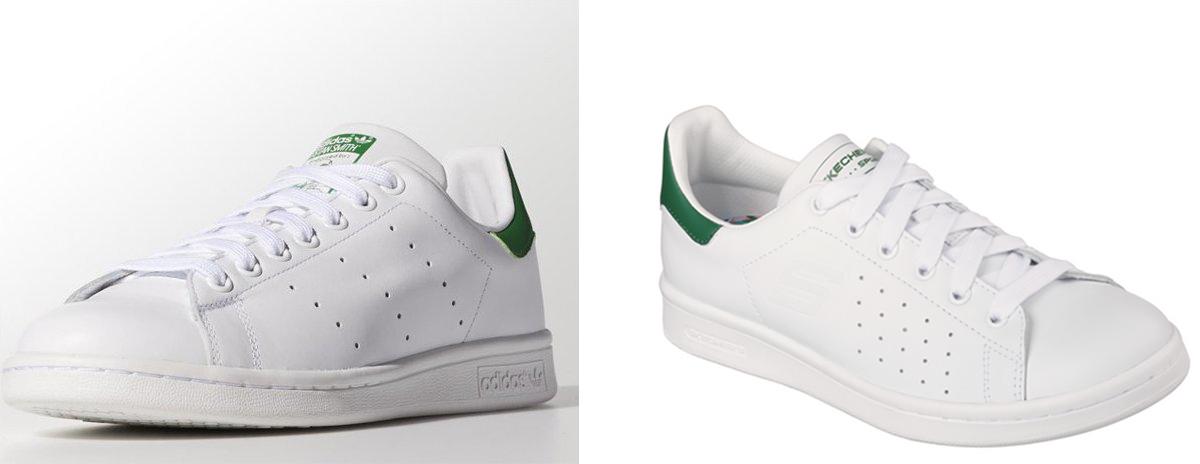 adidas significa affari: querela per scarpe skechers emulatore wendel