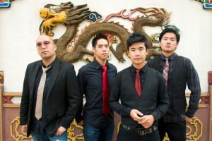 The band The Slants