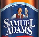 Samuel Adams lager label