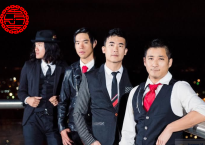 The Slants group photo